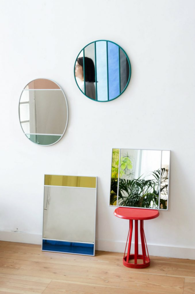 French designer Inga Sempé launches new mirror collection inga sempé French designer Inga Sempé launches new mirror collection French designer Inga Semp   launches new mirror collection 3