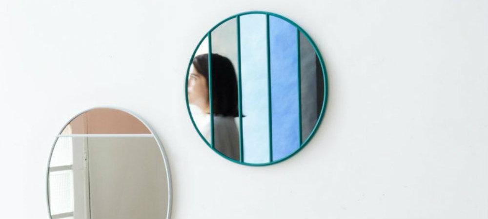 French designer Inga Sempé launches new mirror collection f inga sempé French designer Inga Sempé launches new mirror collection French designer Inga Semp   launches new mirror collection f