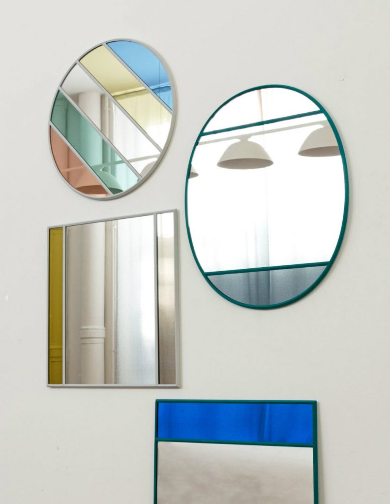 French designer Inga Sempé launches new mirror collection inga sempé French designer Inga Sempé launches new mirror collection French designer Inga Semp   launches new mirror collection