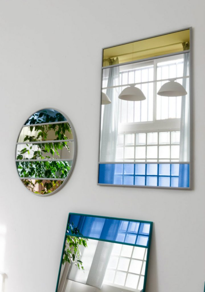 French designer Inga Sempé launches new mirror collection inga sempé French designer Inga Sempé launches new mirror collection French designer Inga Semp   launches new mirror collection4