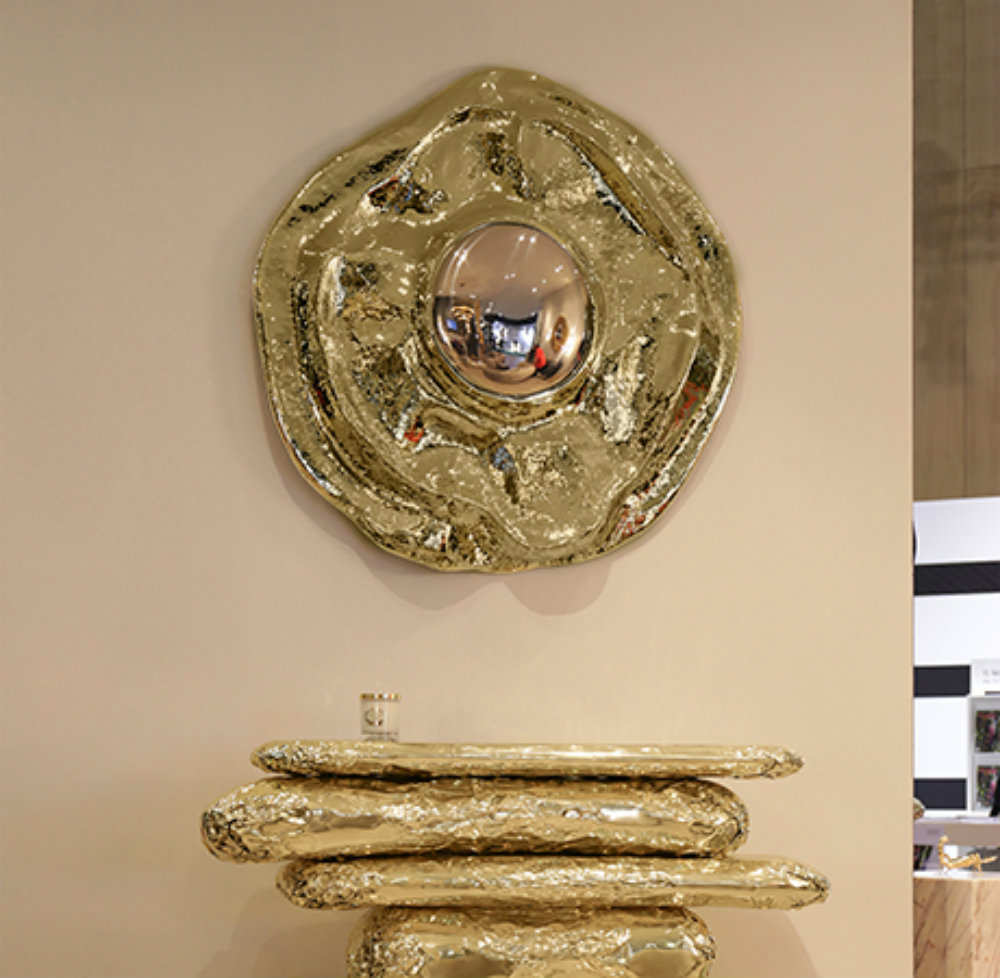 Gold mirrors to enrich your life 2 gold mirrors Gold mirrors to enrich your life Gold mirrors to enrich your life 2