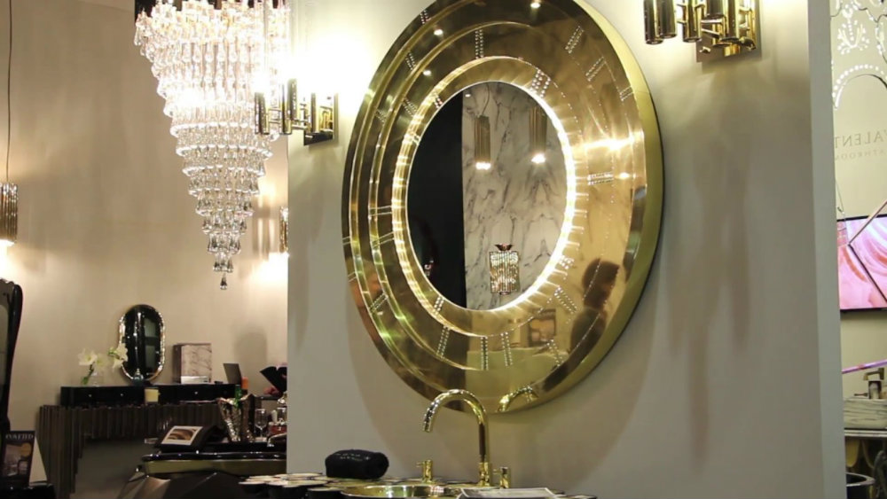 Gold mirrors to enrich your life 2 gold mirrors Gold mirrors to enrich your life Gold mirrors to enrich your life 5