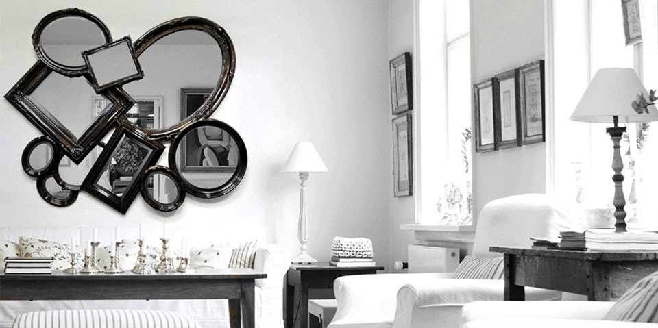 Quirky mirror ideas to make your house more playful