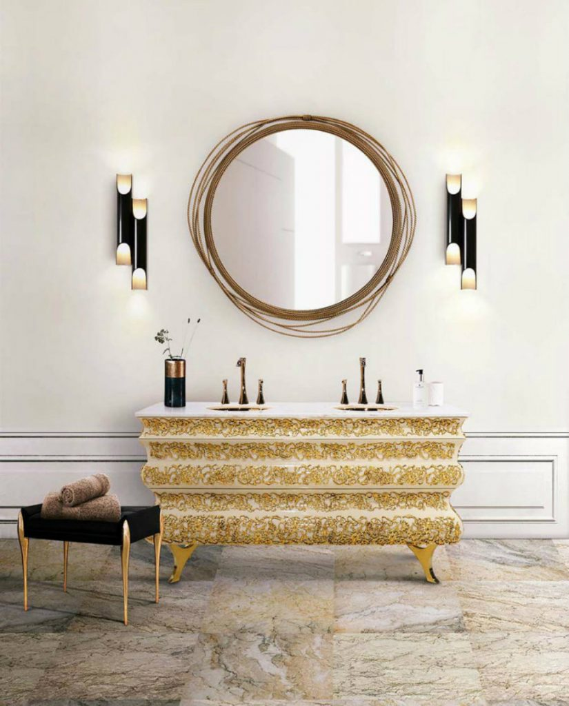 Reflect your taste in statement art with these bathroom mirrors 1 bathroom mirrors Reflect your taste in statement art with these bathroom mirrors Reflect your taste in statement art with these bathroom mirrors