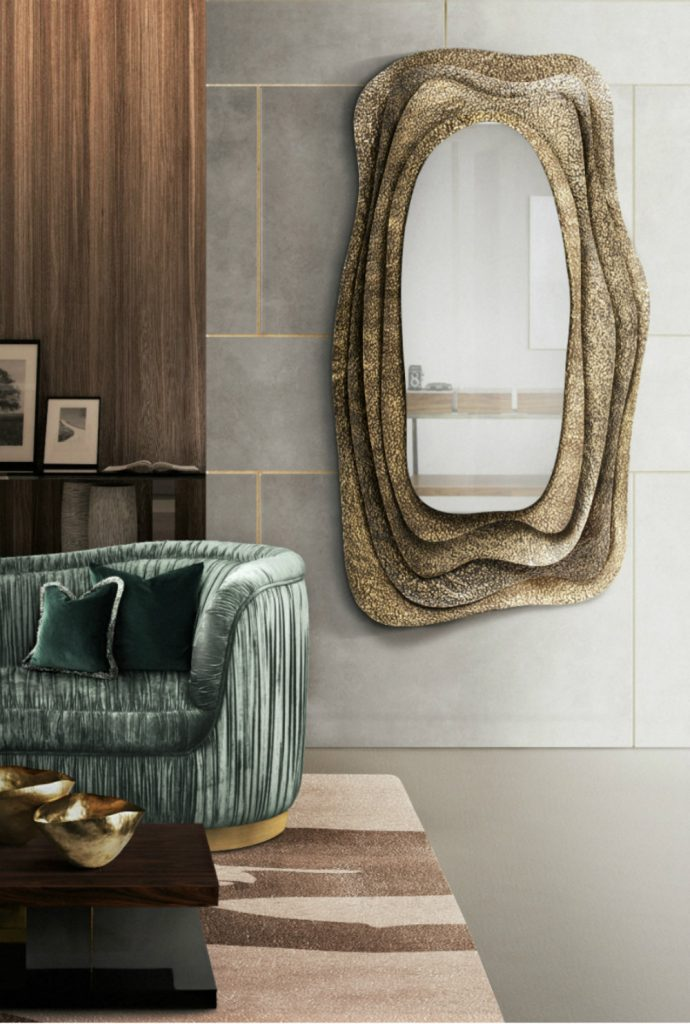 Resize every room with these oversized mirrors 2 oversized mirrors Resize every room with these oversized mirrors Resize every room with these oversized mirrors 3