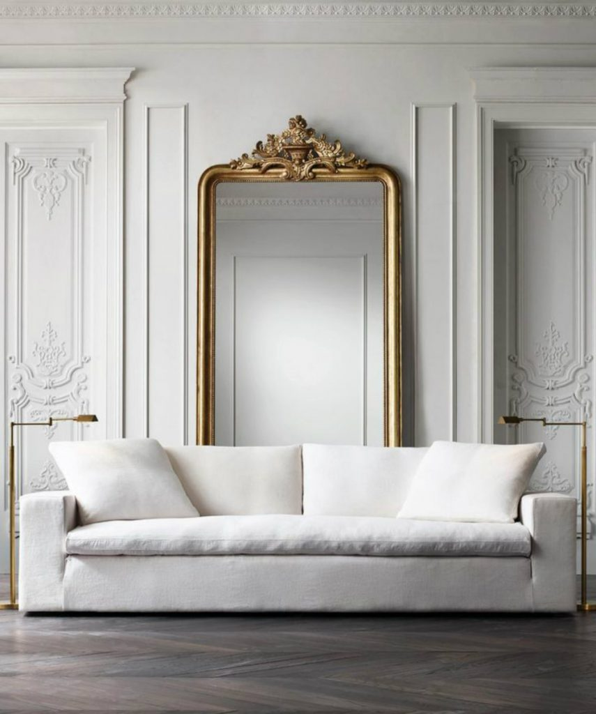 Resize every room with these oversized mirrors 2 oversized mirrors Resize every room with these oversized mirrors Resize every room with these oversized mirrors 4