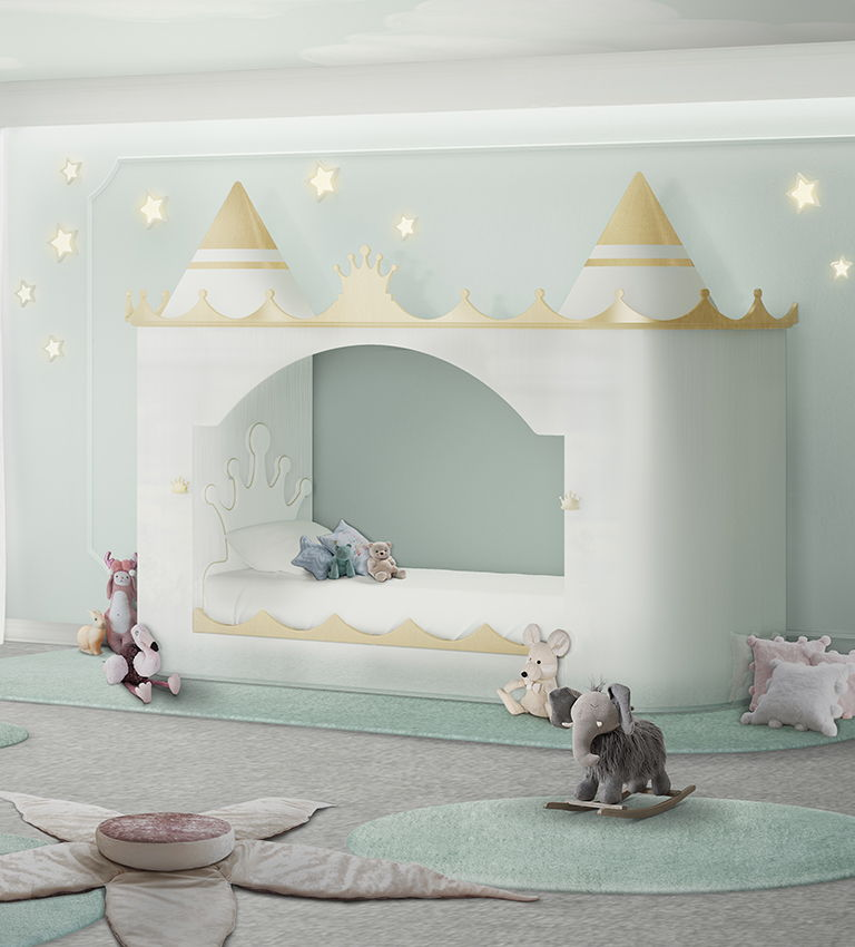 Mirror Inspirations To Complete Your Kid's Bedroom  mirror inspirations kid bedroom Mirror Inspirations To Complete Your Kid's Bedroom 1528371977 kings and queens castle circu magical furniture 1