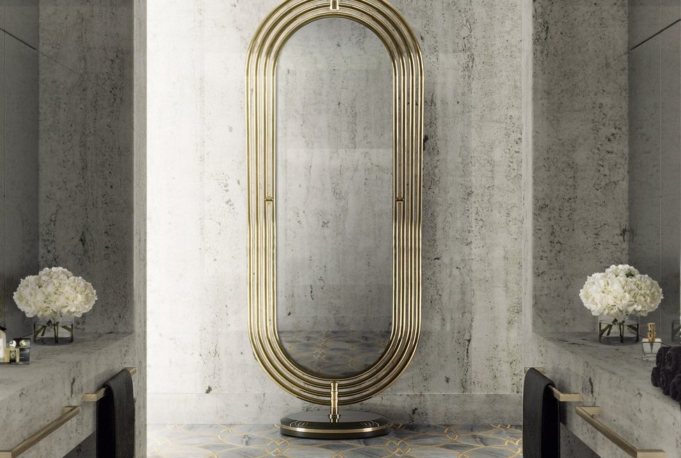 5 Exquisite Mirror Ideas For Your Home exquisite mirror ideas 5 Exquisite Mirror Ideas For Your Home 22 colosseum floor mirror maison valentina HR 980x660