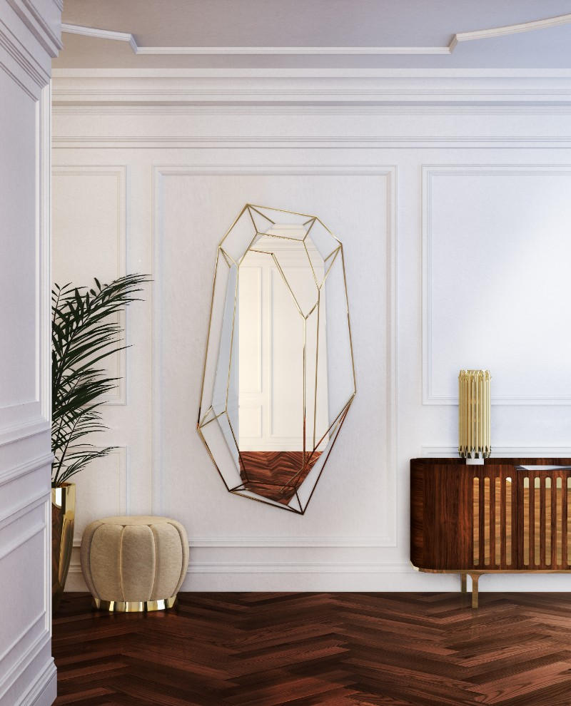 5 Ideas For Luxury Mid-Century Retro Mirrors luxury mid century retro mirrors 5 Ideas For Luxury Mid-Century Retro Mirrors EssentialHome ambience midcentury mirror