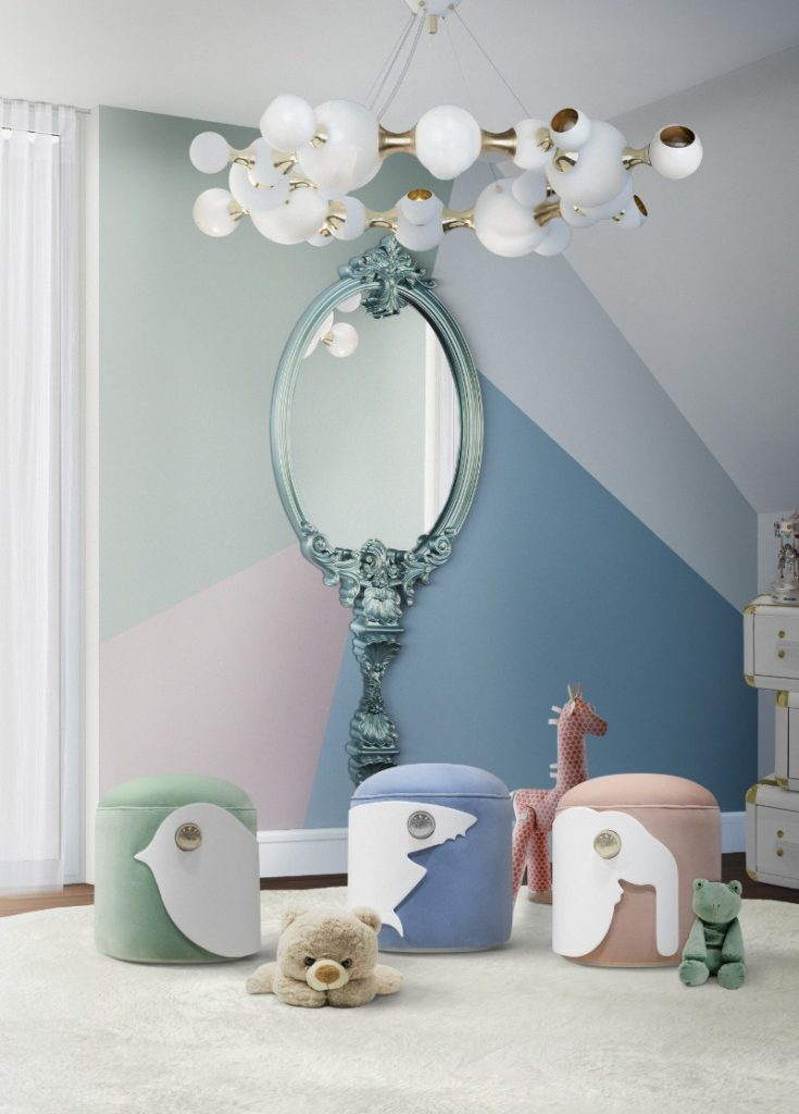 This Magical Mirror Will Make Your Dreams Come True  magical mirror This Magical Mirror Will Make Your Dreams Come True animal stool circu magical furniture 1