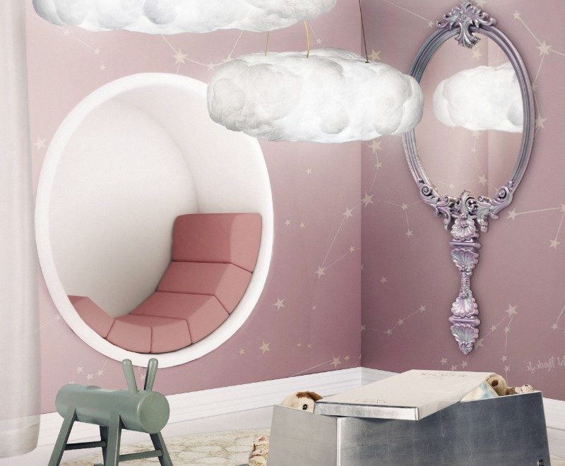 This Magical Mirror Will Make Your Dreams Come True magical mirror This Magical Mirror Will Make Your Dreams Come True cloud lamp big circu magical furniture 2 800x660