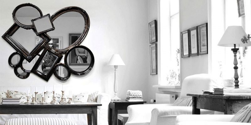 Inspire Your Home Décor With Geometric Mirrors geometric mirrors Inspire Your Home Décor With Geometric Mirrors dadad e1552044367215