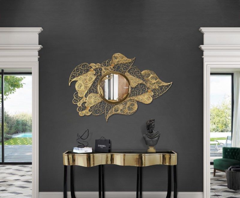 The Best Selection Of Mirrors By Top Interior Designers best selection mirrors The Best Selection Of Mirrors By Top Interior Designers filigree mirror hr 01 800x660