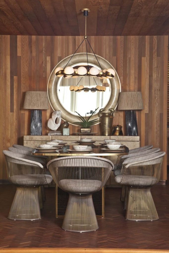Be Amazed by the Top Interior Designers Selection of Mirrors top interior designers mirrors Be Amazed by the Top Interior Designers Selection of Mirrors kelly wearstler interiors