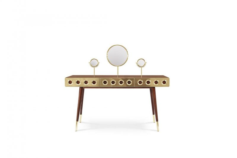 Absorb the Mid-Century Style With Mirrors From Another Era mid century style Absorb the Mid-Century Style With Mirrors From Another Era monocles dressing table from covet paris 1 e1553506057873