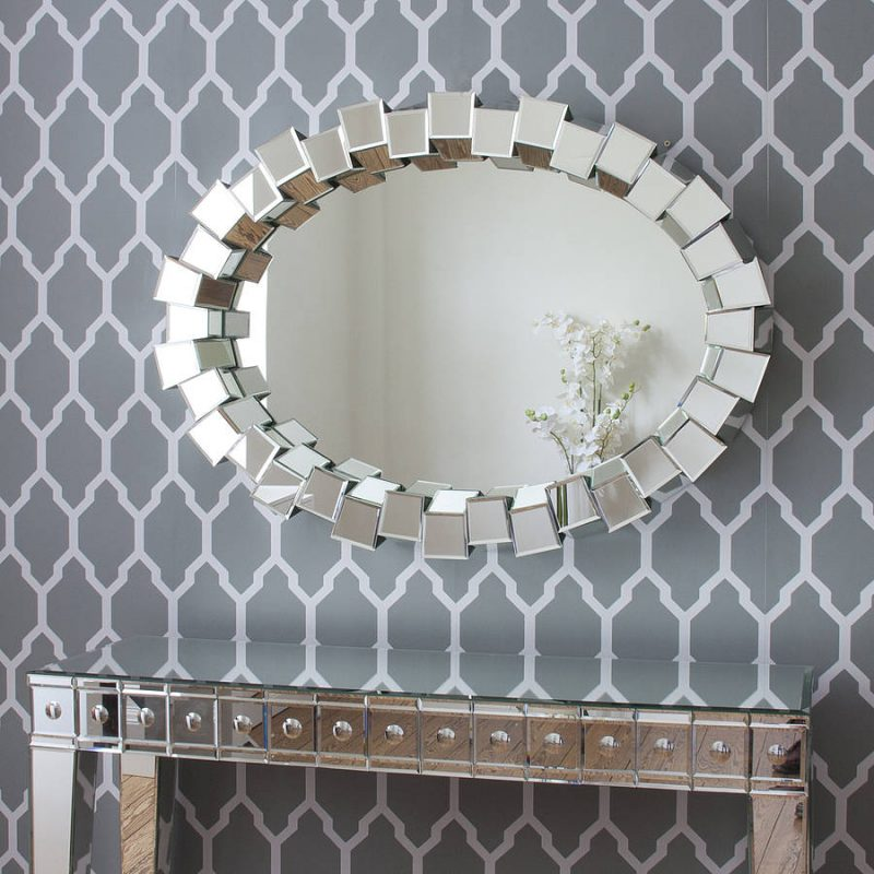 contemporary mirrors Transform Your Home Décor Through Contemporary Mirrors original distinctive modern mirror e1553873213825