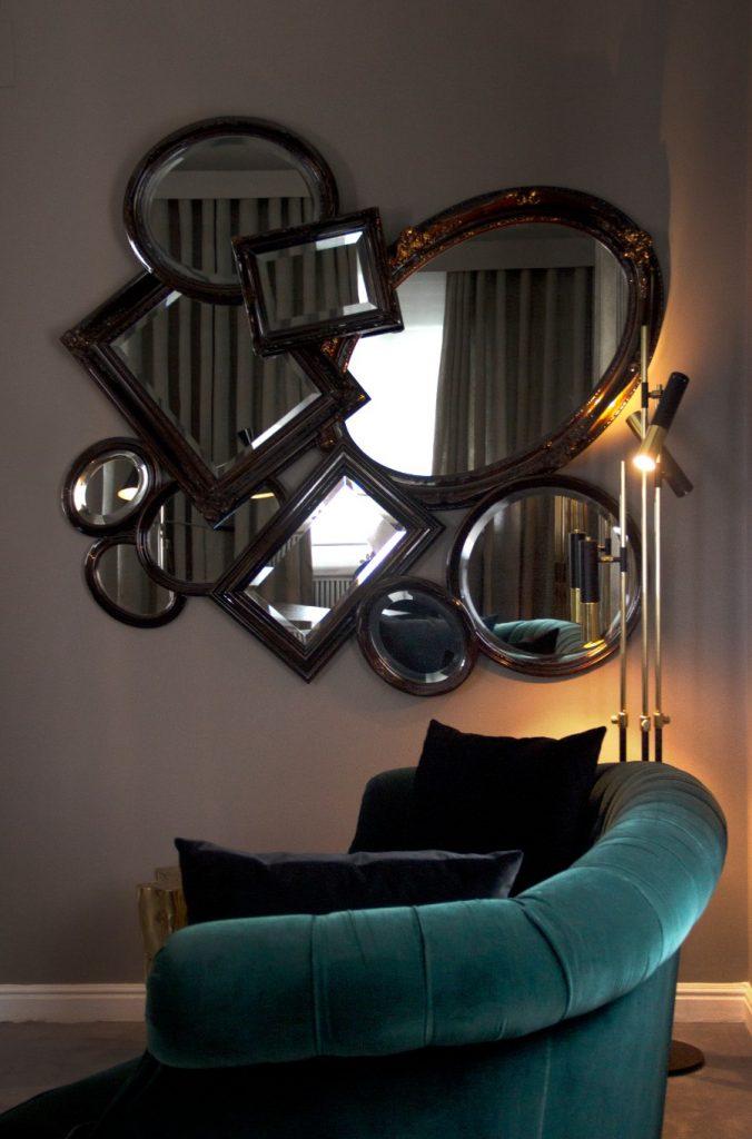 Deco Revival Trend Presents The Finest Mirror Selection deco revival trend Deco Revival Trend Presents The Finest Mirror Selection root mirror by boca do lobo