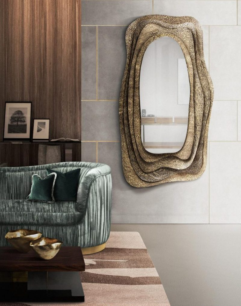 5 Wall Mirror Inspirations To Complete Interior Décor Trends  wall mirror inspiration 5 Wall Mirror Inspirations To Complete Interior Décor Trends top 10 mirror wall 1 e1551450010820