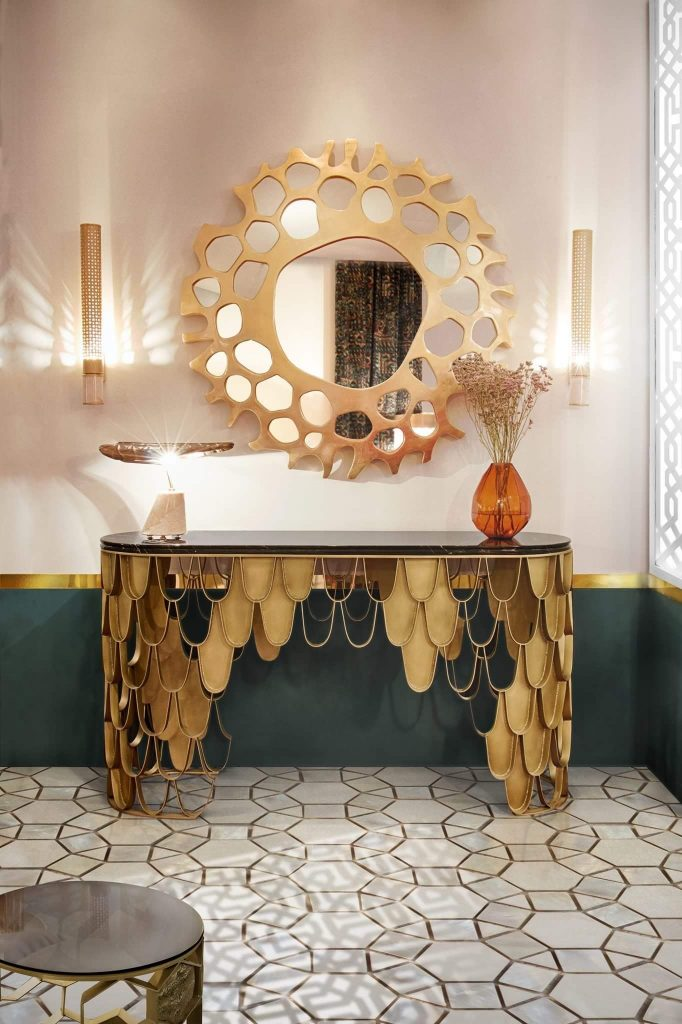 5 Wall Mirror Inspirations To Complete Interior Décor Trends wall mirror inspiration 5 Wall Mirror Inspirations To Complete Interior Décor Trends top 10 mirror wall 3 1