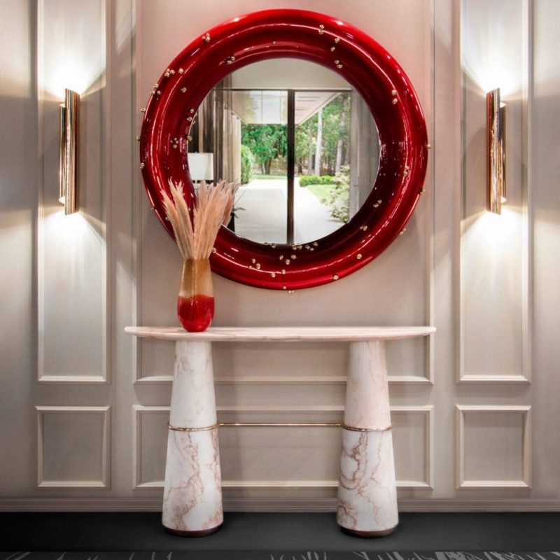 5 Wall Mirror Inspirations To Complete Interior Décor Trends wall mirror inspiration 5 Wall Mirror Inspirations To Complete Interior Décor Trends top 10 mirror wall 5 1 e1551449950164