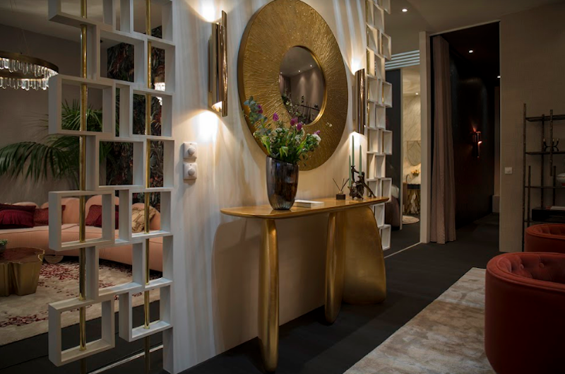 Salone Del Mobile 2019 And Their Best Mirror Trends