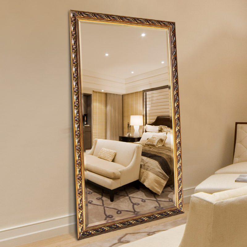 Full Length Mirrors And Their Best Displays full length mirrors Full Length Mirrors And Their Best Displays European Luxury Floor Stand Full length mirror 1 e1554470558658