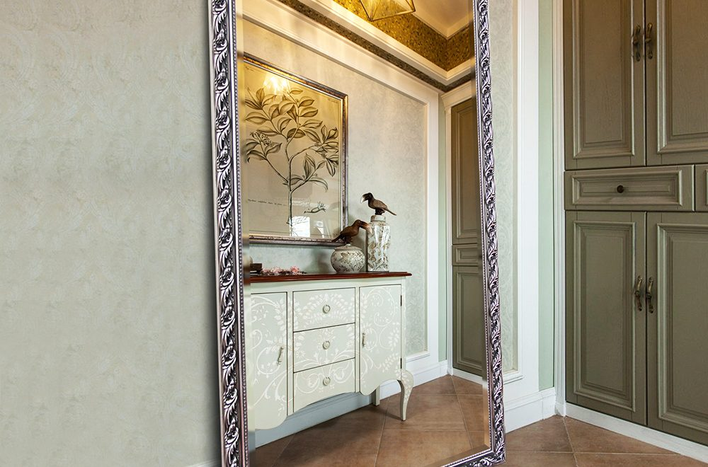 Full Length Mirrors And Their Best Displays full length mirrors Full Length Mirrors And Their Best Displays European Luxury Floor Stand Full length mirror 1000x660