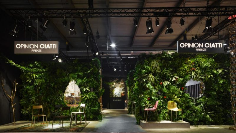 ciatti Ciatti And Their Wonderful Mirror Design At Salone Del Mobile 2019 SalonedelMobile2019 1 1 e1556114039885