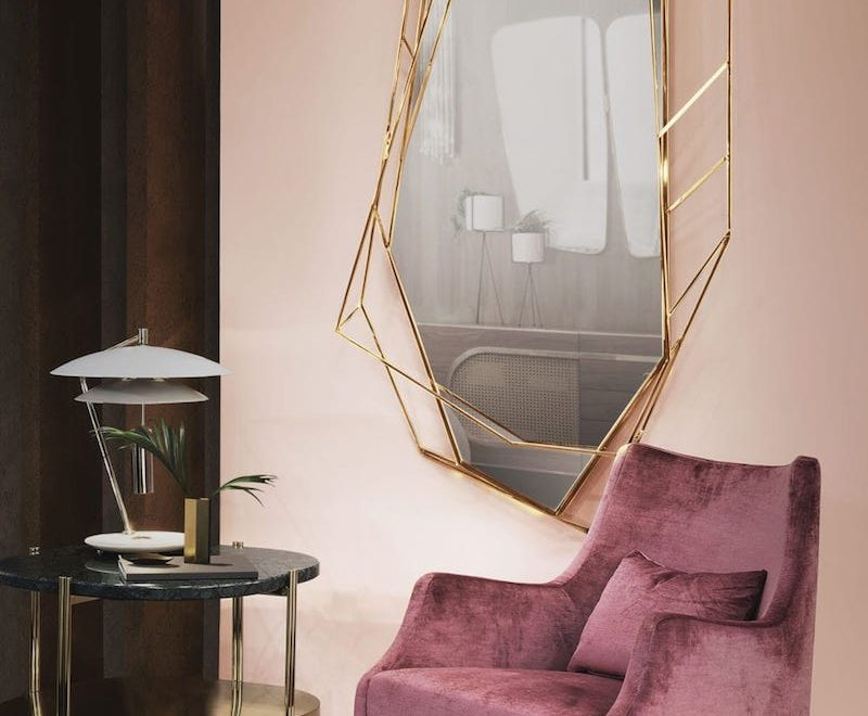 Fall In Love With This Amazing Selection of Artistic Mirrors