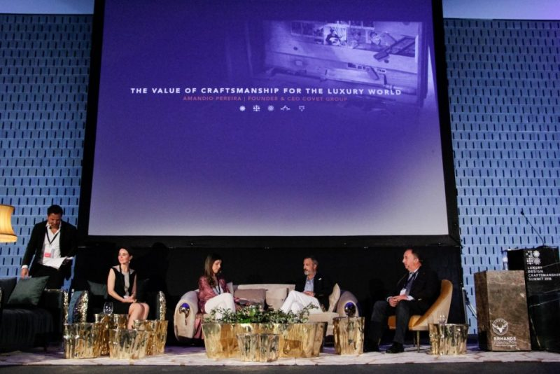 Everything About The 2º Luxury Design & Craftsmanship Summit luxury design & craftsmanship summit Everything About The 2º Luxury Design & Craftsmanship Summit Celebrating Craftsmanship The Luxury DesignCraftsmanship Summit 2019 5 1024x683 e1558947259943 1