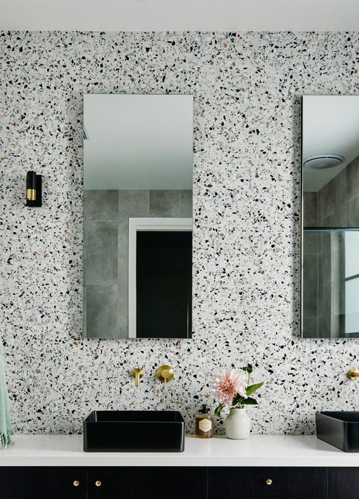 Meet The Terrazzo Trend And Its Amazing Selection Of Mirrors terrazzo trend Meet The Terrazzo Trend And Its Amazing Selection Of Mirrors F Earth 16Arthur 11