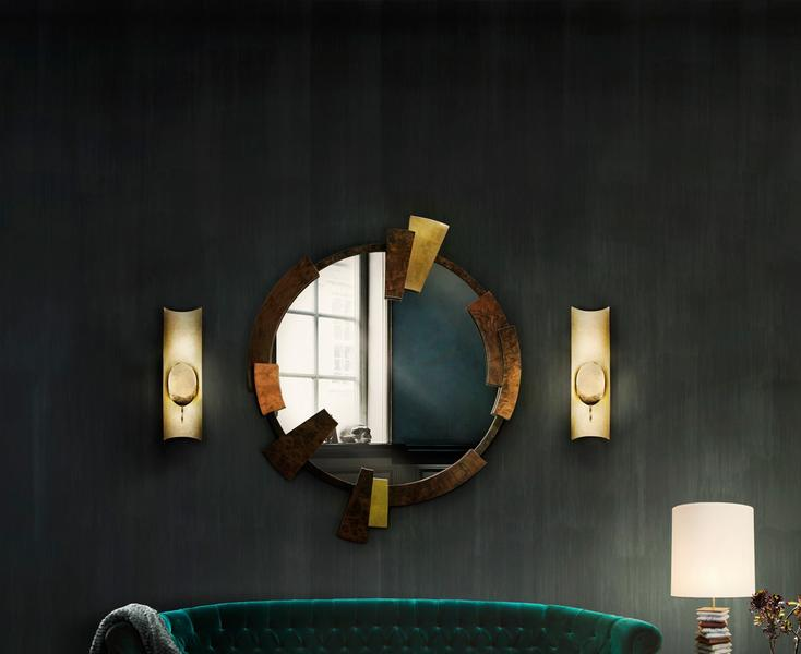 Discover The Rustic And Luxurious Mirrors From P&T Interiors