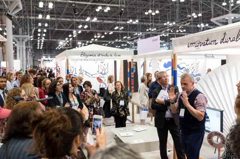 ICFF 2019 Hosts Ocrùm, An Incredible Brand From New York icff 2019 ICFF 2019 Hosts Ocrùm, An Incredible Brand From New York icff nyc pic e1555415872948