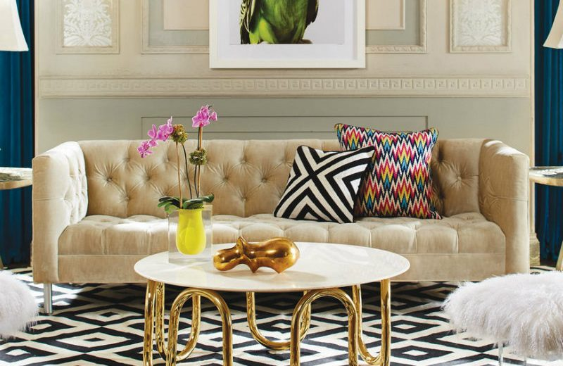 Fall In Love With The Collection Of Mirrors From Jonathan Adler jonathan adler Fall In Love With The Collection Of Mirrors From Jonathan Adler 3 Mid Century Design Projects of Jonathan Adler in New York 6