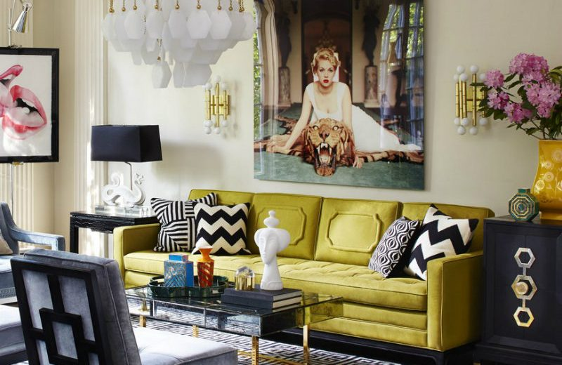 Fall In Love With The Collection Of Mirrors From Jonathan Adler jonathan adler Fall In Love With The Collection Of Mirrors From Jonathan Adler 3 Mid Century Design Projects of Jonathan Adler in New York 7