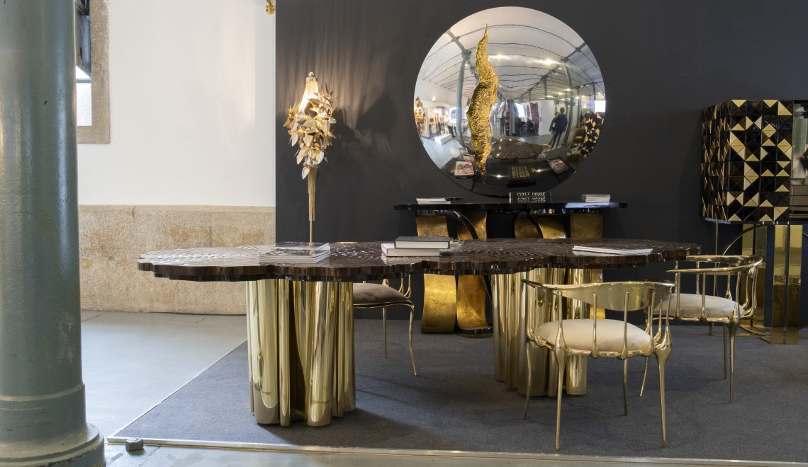 Discover The Best Selection Of Mirrors At Portugal Home Week 2019