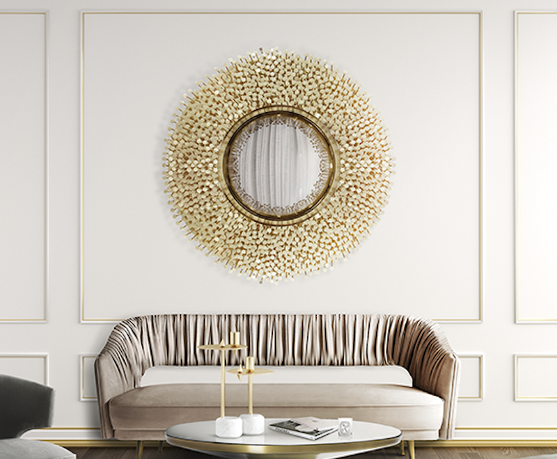 Choose The Perfect Round Mirror To Accessorize Your Home
