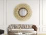 Choose The Perfect Round Mirror To Accessorize Your Home round mirror Choose The Perfect Round Mirror To Accessorize Your Home robin mirror 06 boca do lobo 1 90x70