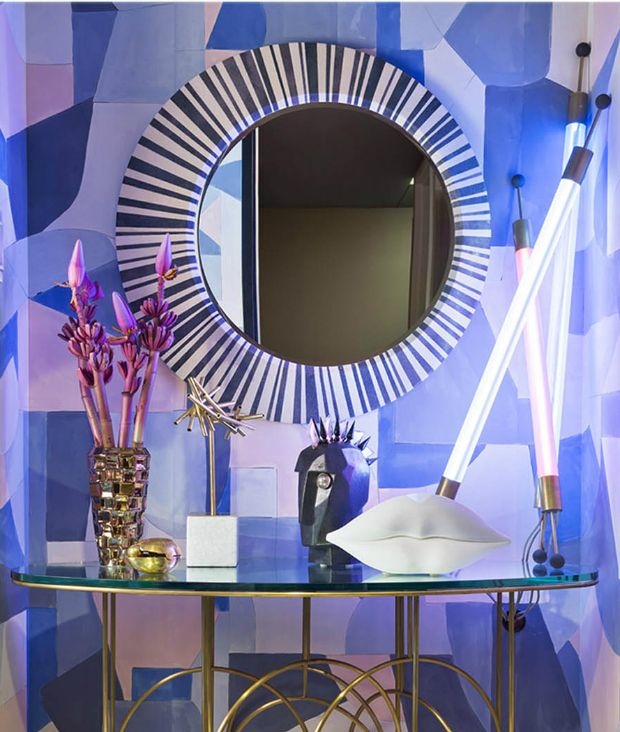 Best Los Angeles Interior Designers And Their Mirror Choices best los angeles interior designers Best Los Angeles Interior Designers And Their Mirror Choices kelly wearstler