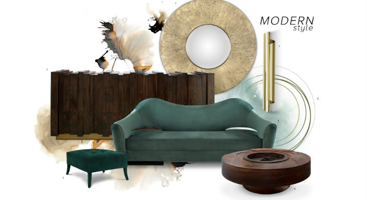 Discove Mirror Excellence Within The Modern Style Decor