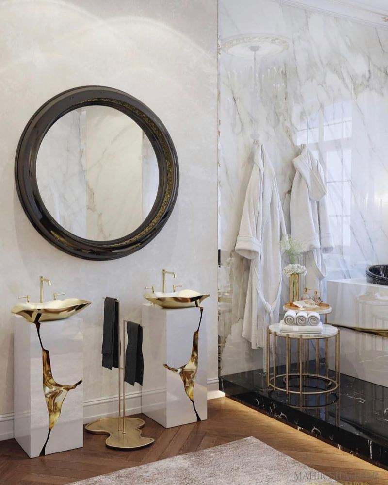 Fall In Love With A Stunning Mirror Collection For Your Bathroom mirror collection Fall In Love With A Stunning Mirror Collection For Your Bathroom Fall In Love With A Stunning Mirror Collection For Your Bathroom1