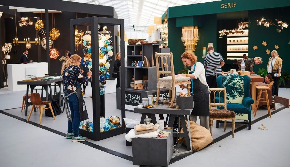decorex international 2019 Decorex International 2019: What To Expect From This Edition Decorex International 2019 What To Expect From This Edition 2 1140x660