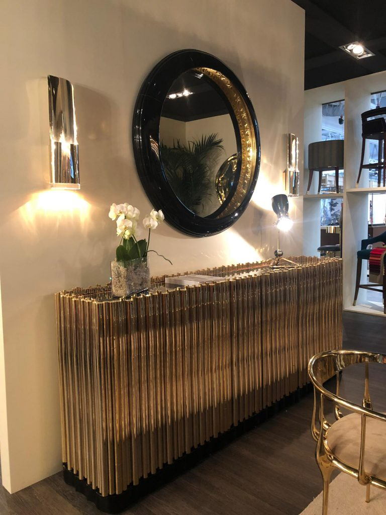 maison et objet 2019 Maison Et Objet 2019: The Hottest Trends On Stylish Wall Mirrors Maison Et Objet 2019 The Hottest Trends On Stylish Wall Mirrors 4