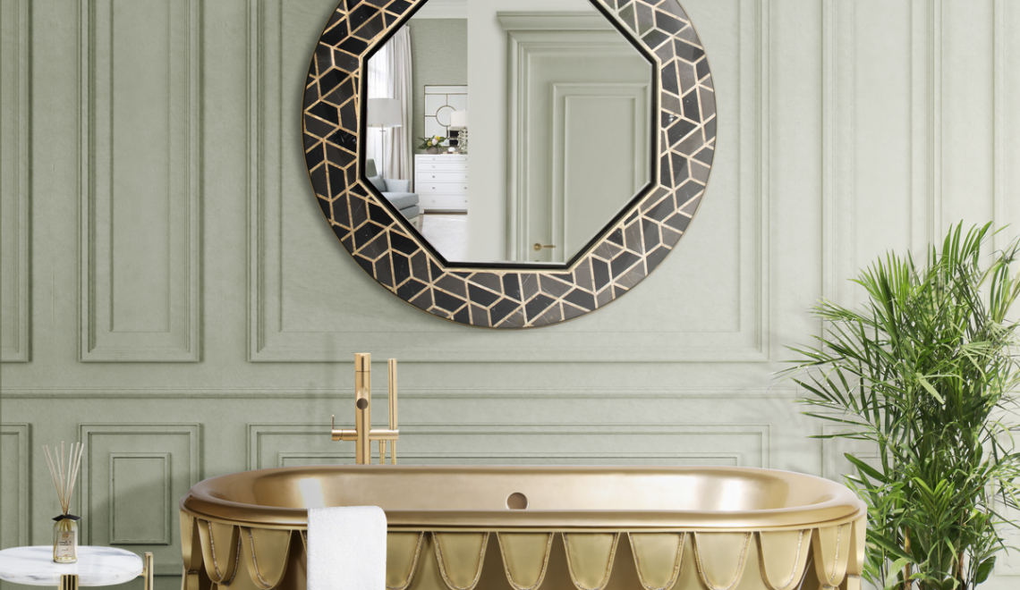 luxury mirrors Top 5 Luxury Mirrors For Sophisticated Bathrooms Top 5 Luxury Mirrors For Sophisticated Bathrooms 2 1140x660