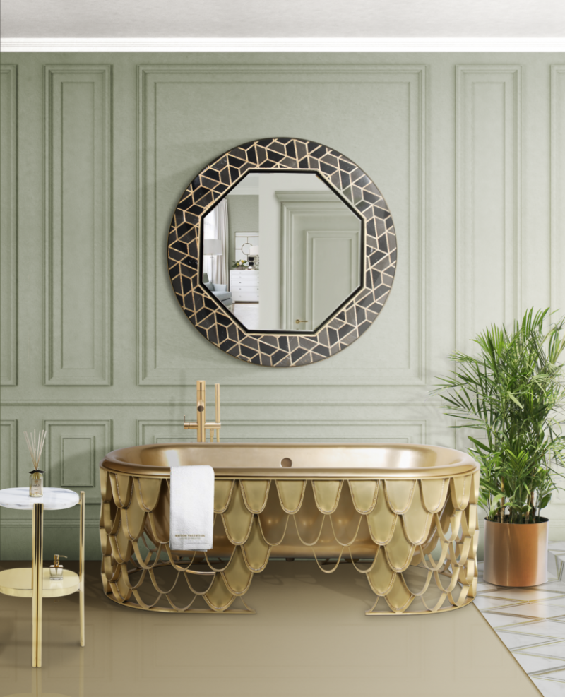 luxury mirrors Top 5 Luxury Mirrors For Sophisticated Bathrooms Top 5 Luxury Mirrors For Sophisticated Bathrooms 2 e1570014991615