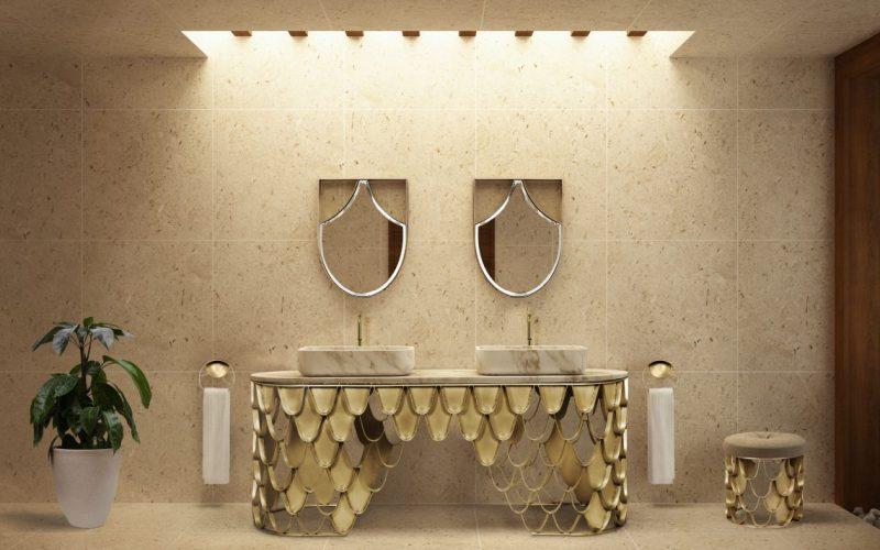 luxury mirrors Top 5 Luxury Mirrors For Sophisticated Bathrooms Top 5 Luxury Mirrors For Sophisticated Bathrooms 2 e1570015085260