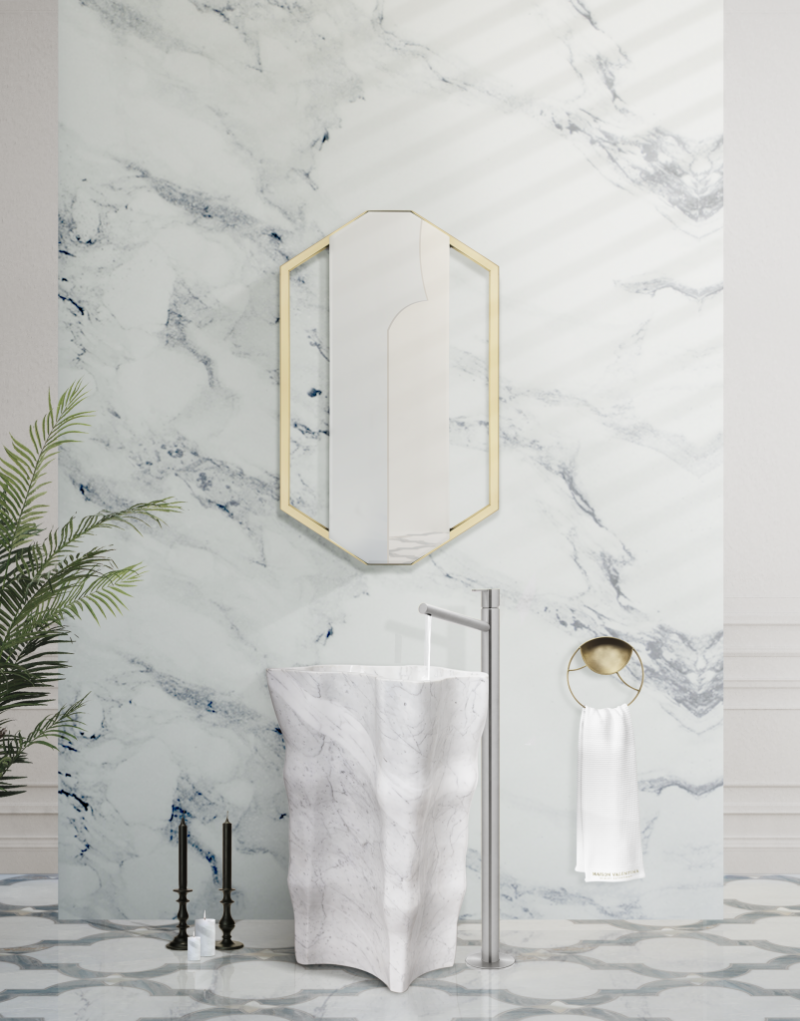 luxury mirrors Top 5 Luxury Mirrors For Sophisticated Bathrooms Top 5 Luxury Mirrors For Sophisticated Bathrooms e1570015036999
