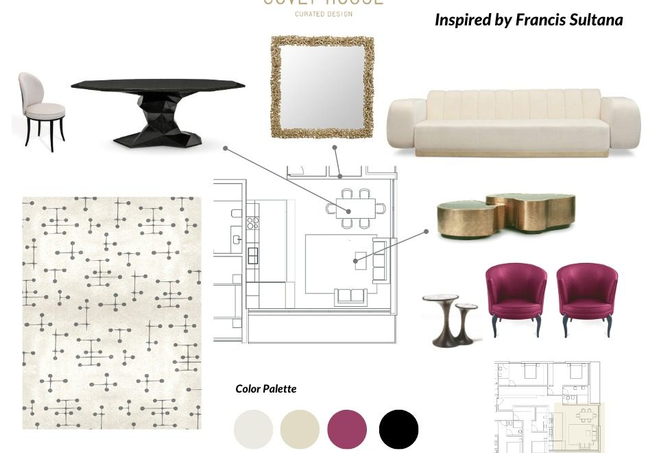 top designers 5 Exquisite Mirrors Inspired By Moodboards From Top Designers 5 Exquisite Mirrors Inspired By Moodboards From Top Designers1 945x660