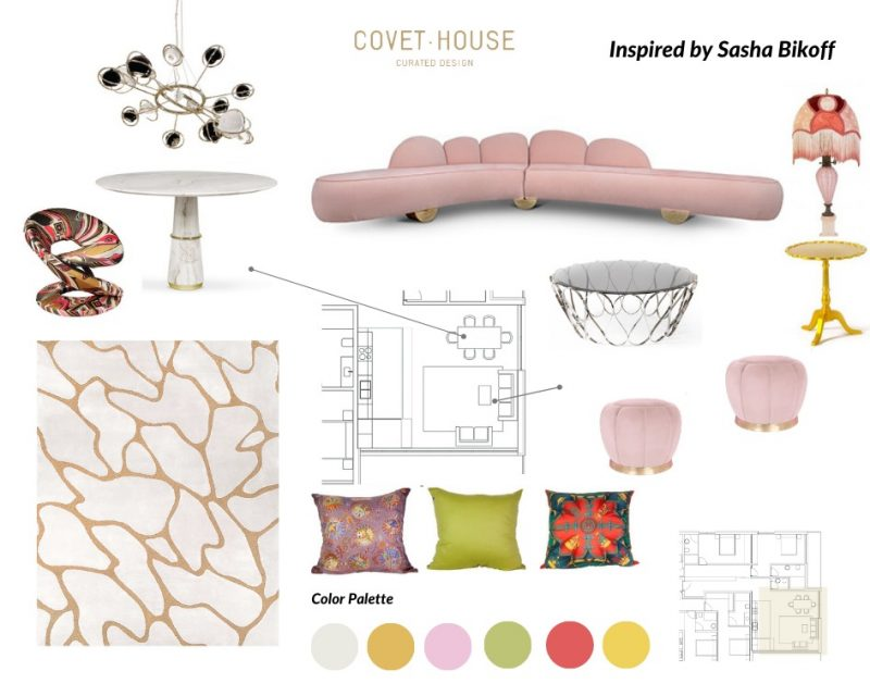 top designers 5 Exquisite Mirrors Inspired By Moodboards From Top Designers 5 Exquisite Mirrors Inspired By Moodboards From Top Designers4 e1573049304348