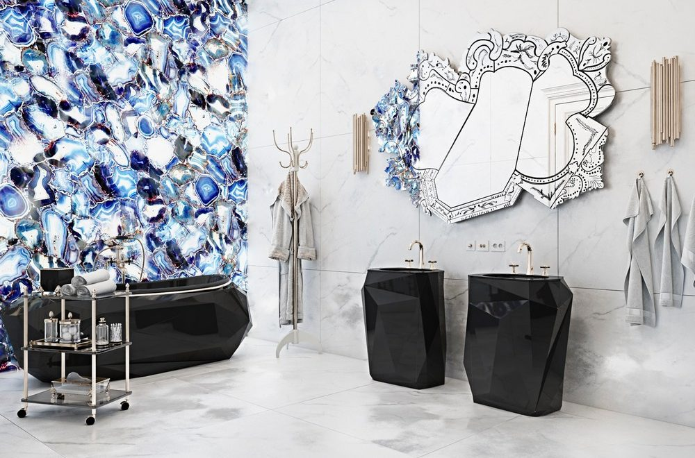 Admire Mirror Choices At Worldwide Interior Design Projects